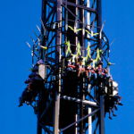 Universal Orlando Resort's Rides & Attractions (excluding Harry Potter): DR. DOOM'S FEAR FALL