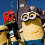 Universal Orlando Resort's Rides & Attractions (excluding Harry Potter): Despicable Me Minion Mayhem