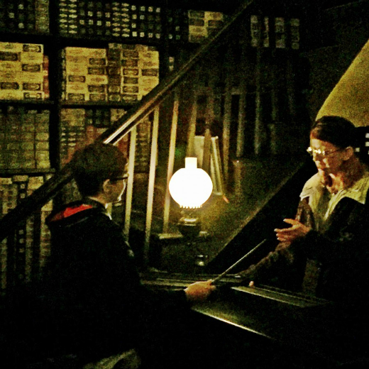 What to Expect at The Wizarding World of Harry Potter: Ollivander Wand Shop in Diagon Alley