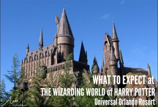 What to Expect at the Wizarding World Harry Potter (Universal Orlando)