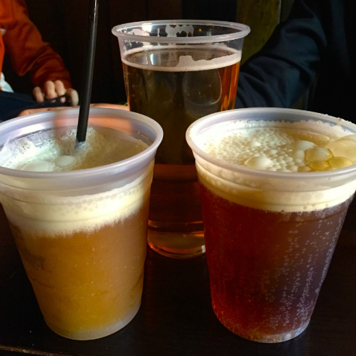 What to Expect at The Wizarding World of Harry Potter: butterbeer