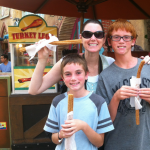Universal Orlando Resort's Rides & Attractions (excluding Harry Potter): churros