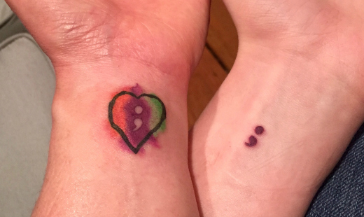 My Kid Turned 18 And All I Got Was Grateful (and Some Ink) by Mir Kamin