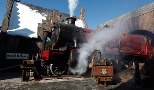 What to Expect at The Wizarding World of Harry Potter: Hogwarts Express