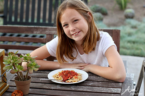 Recipes Kids Should Know: Homemade Tomato Sauce Recipe (by Jane Maynard for Alphamom.com)