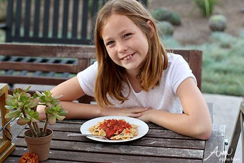 Recipes Kids Should Know: Homemade Tomato Sauce Recipe (by Jane Maynard for Alphamom.com)