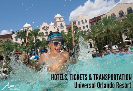 Universal Orlando Resort: Guide to Hotels, Tickets and On-Site Transportation