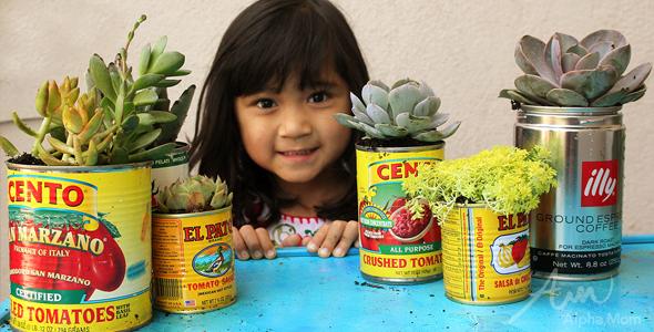 Diy Kitchen Garden Gift For Mom Alpha Mom