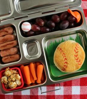 A Baseball-Themed Lunch for Little League Season