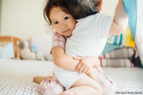 Introducing a New Sibling — Recess