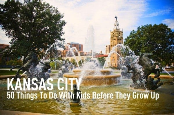50 Things to do with Kids in the Kansas City Area Before (or Even After) They Grow Up