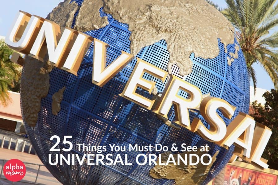 Universal Orlando: 25 Top Things You Must Do & See