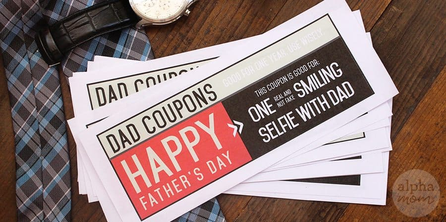 last minute father u0026 39 s day gift  printable coupons