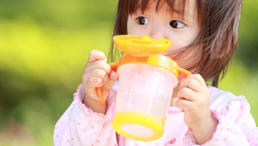 Sippy Cup Rejection and Regression