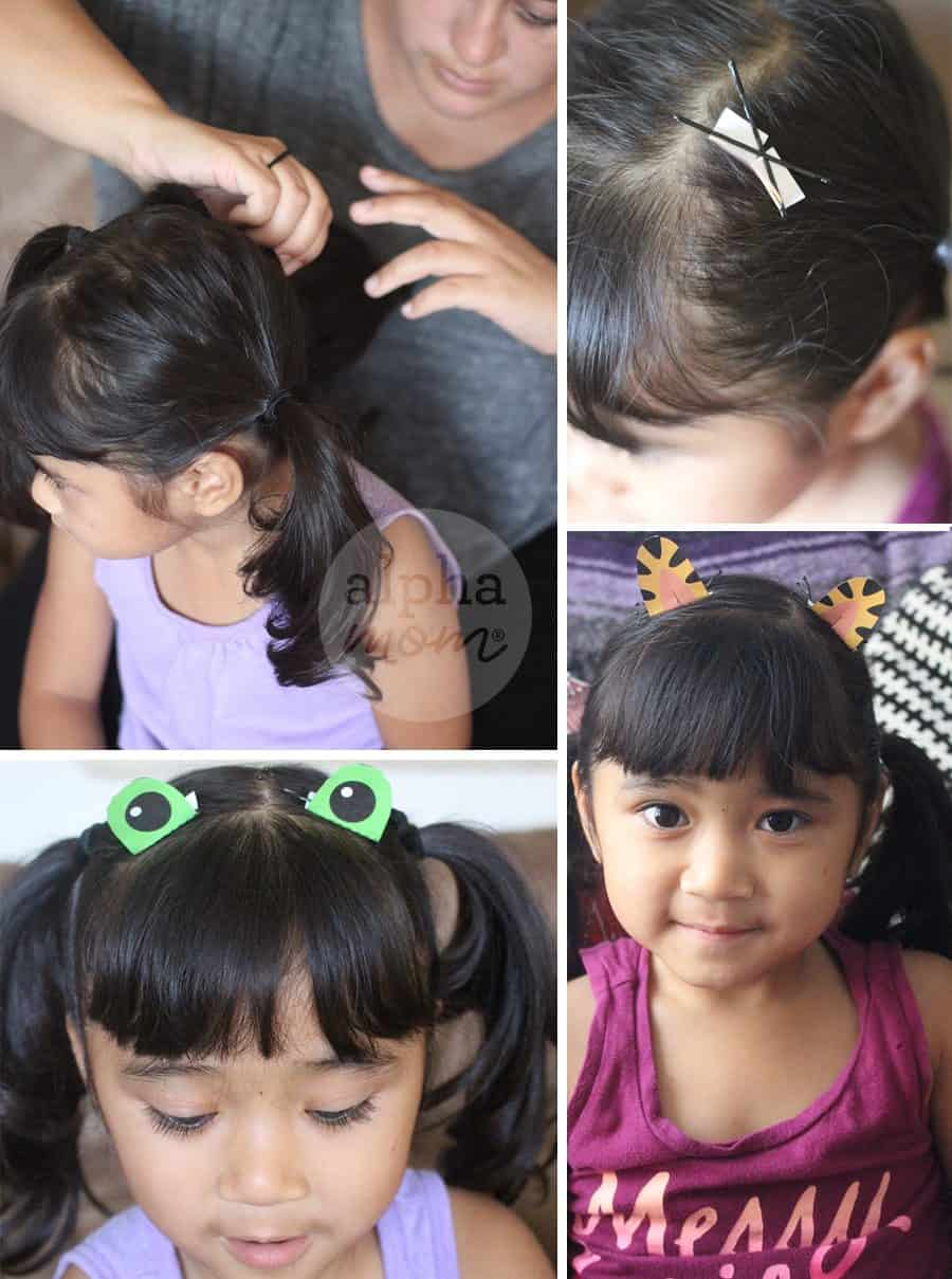 Crazy Hair Day Ideas Dog Cat Bunny Mouse Tiger And