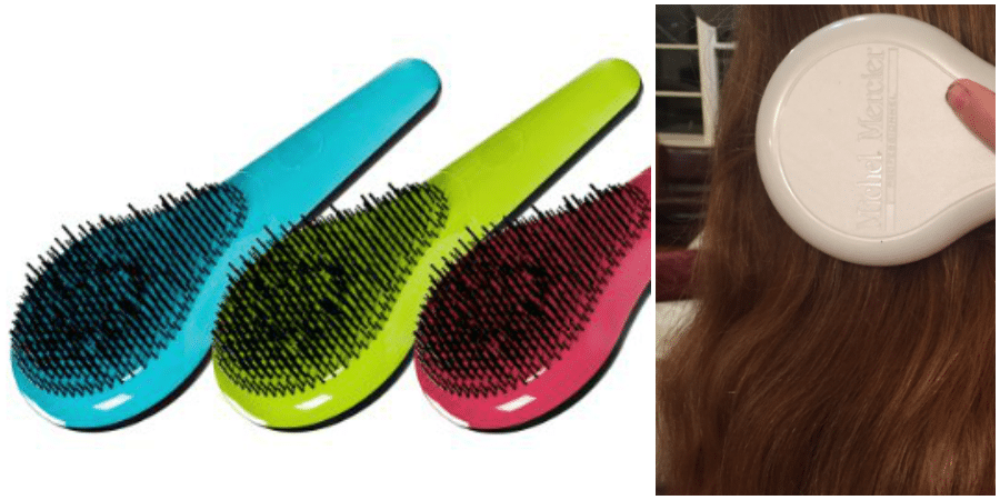 The Michel Mercier Detangling Hairbrush & the other Best Detangling Hairbrushes To Get Out the Knots Without the Tears
