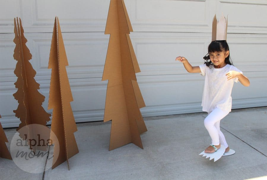 DIY Wild Things Kids Costume by Brenda Ponnay for Alphamom.com