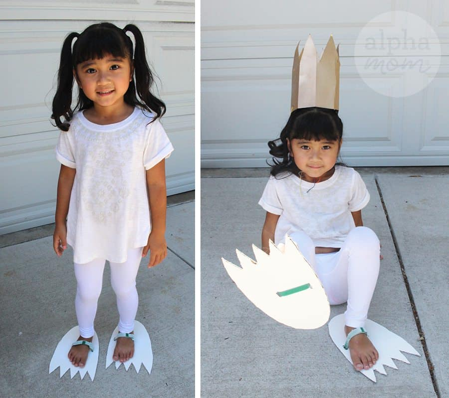 """Wild Things"" Kids Costume by Brenda Ponnay for Alphamom.com"