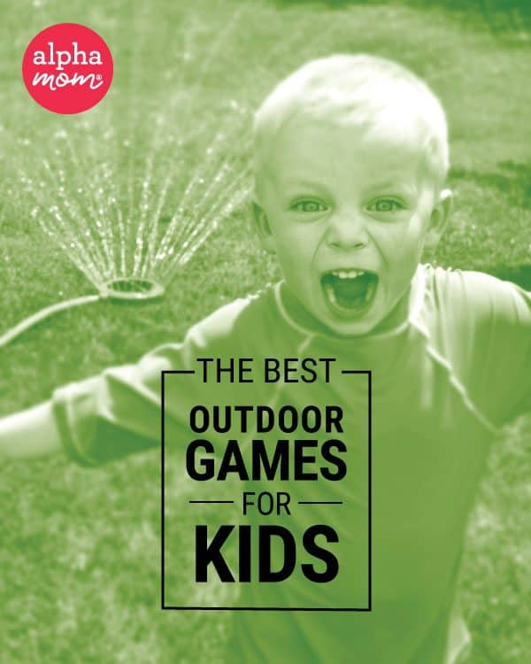 The Best Outdoor Games For Kids