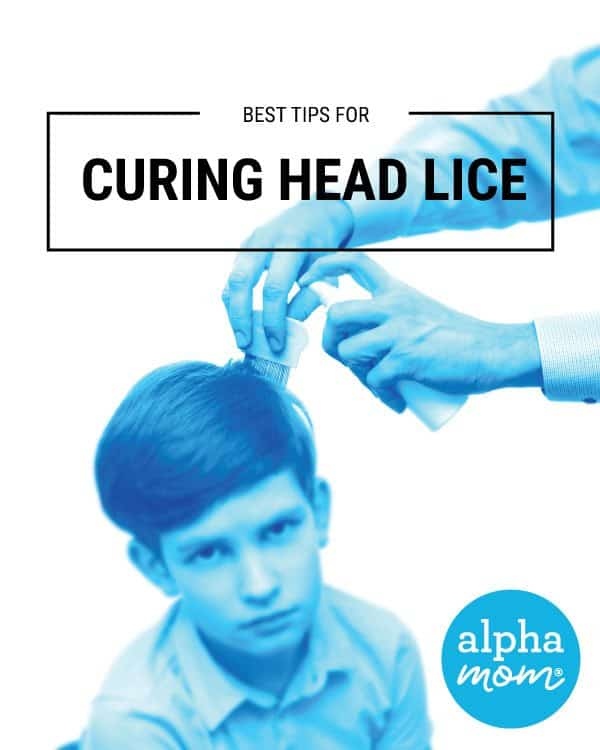 Best Tips for Curing Head Lice by Alphamom.com