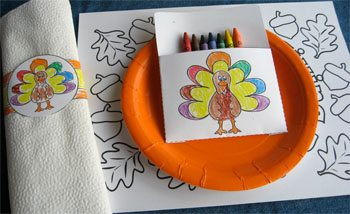 thanksgiving crafts for the kids table alpha mom