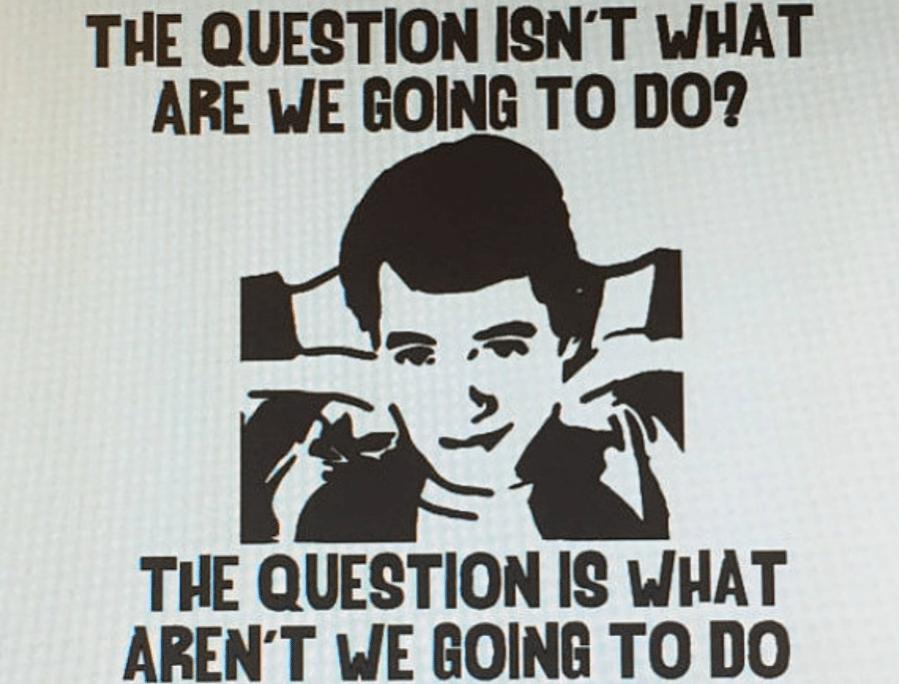 Ferris Bueller art by KimsVinyls on Etsy