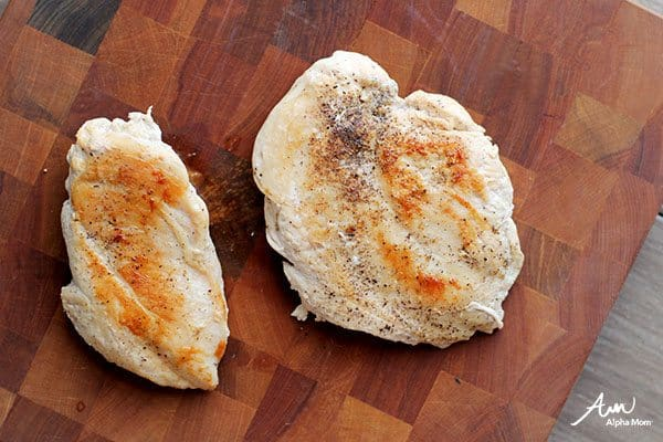 Sautéed Chicken Breasts - Recipe Kids Should Know How to Cook Before Leaving Home - Alpha Mom