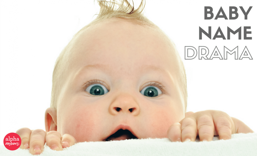 Baby Name Drama Questions Answered