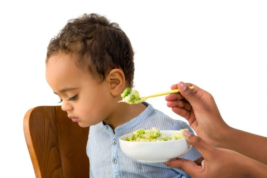 The Child Who Eats Too Little