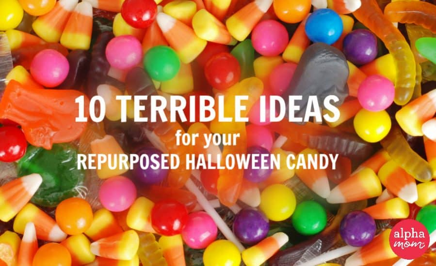 Alternative Ideas (Really!) for Your Repurposed Halloween Candy