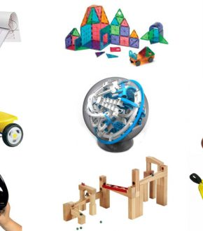 Greatest Hits Toy List (aka Toys with Staying Power): 50 Toys & Games that you can trust. Selections range from infant to tween with varying price points.
