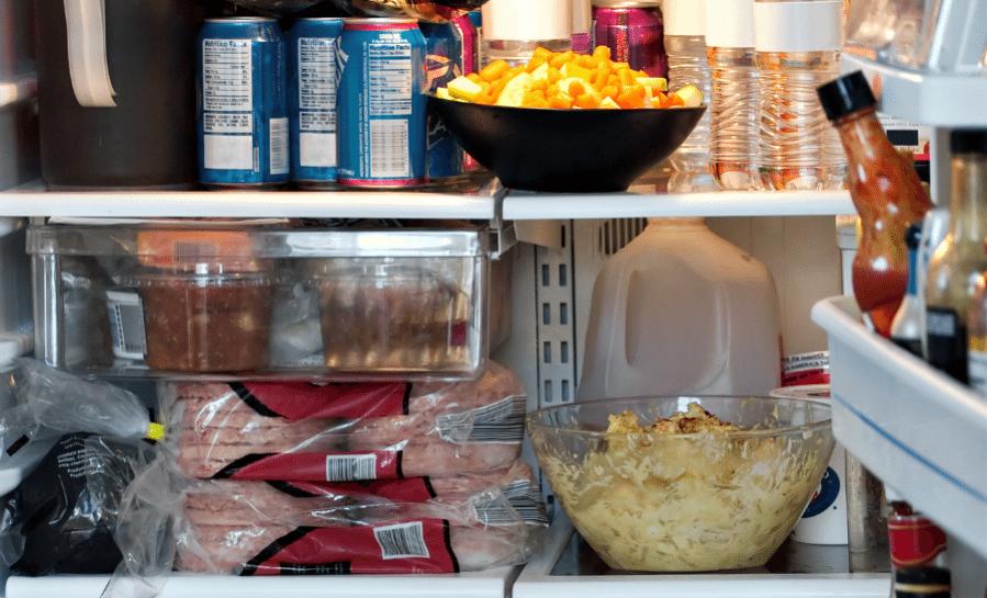 The Annual Pre-Thanksgiving Fridge Clean-Out