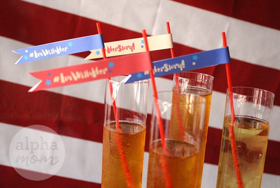 Waiting for Our Madam President! Election Day & Night Party Treats and Drinks.