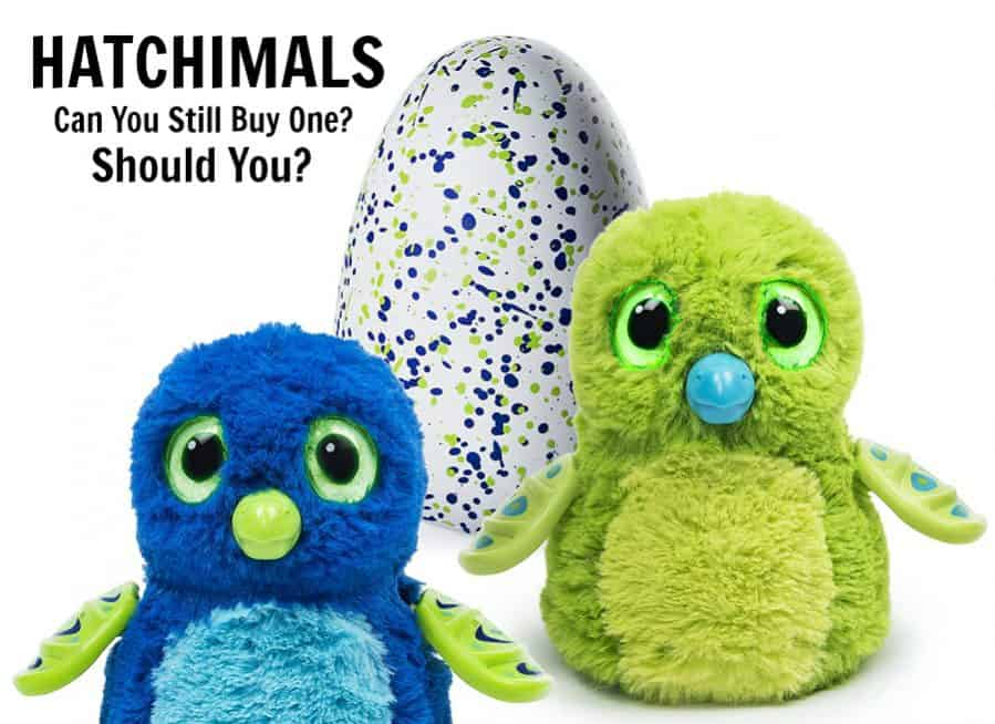 Hatchimals Holiday Craze: Can You Still Buy One? Should You?