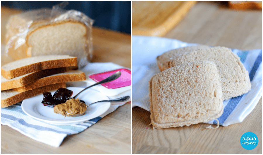How to Make Homemade Uncrustables by Amalah for Alphamom.com