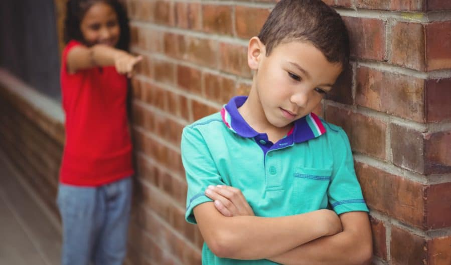 Help, My Best Friend's Kid is Being Mean to My Kid!