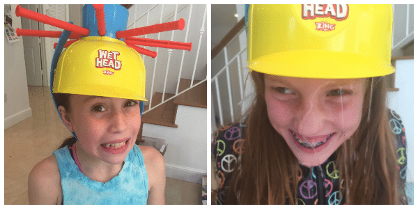 Wet head Challenge Toy Review by Alphamom.com