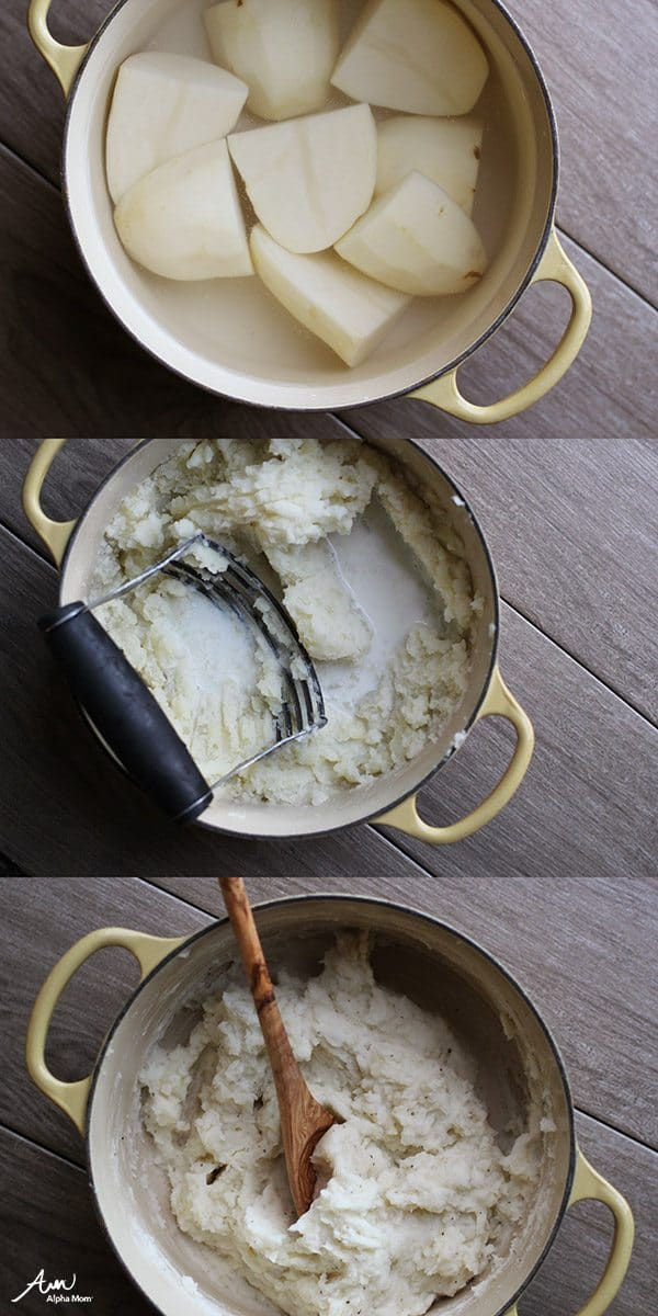 Recipes Kids Should Know How To Cook: Mashed Potatoes at Alpha Mom