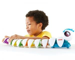 Think & Learn Code-A-Pillar Review: This is a cool toy if you have a kid who likes gadgets and putting things together. A hot toy that is worth buying!