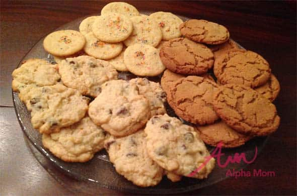 Three Simply Perfect Holiday Cookie Recipes