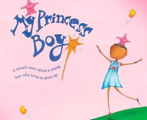 My Princess Boy Book by Cheryl Kilodavis (and Illustration by Suzanne DeSimone)
