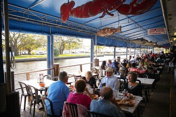 Anglers Restaurant Menu