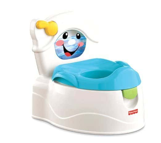 Fisher-Price Learn to Flush Potty and more of the Best Potty Chairs and Seats  sc 1 st  Alpha Mom & Best Potty Chairs and Seats For Toilet Training | Alpha Mom