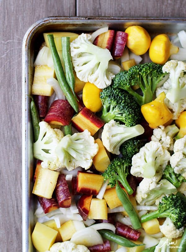 Teach Your Kids How to Roast Vegetables (Recipes Kids Should Know How to Cook Before Leaving Home) by Jane Maynard for Alphamom.com