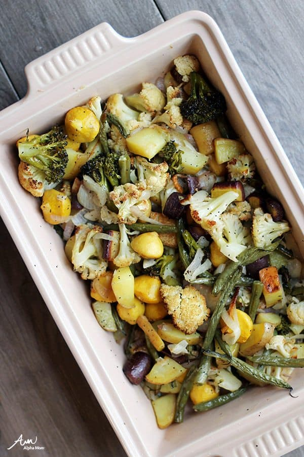 How to Roast Vegetables (Recipes Kids Should Know Before Leaving Home) from Jane Maynard for Alpha Mom
