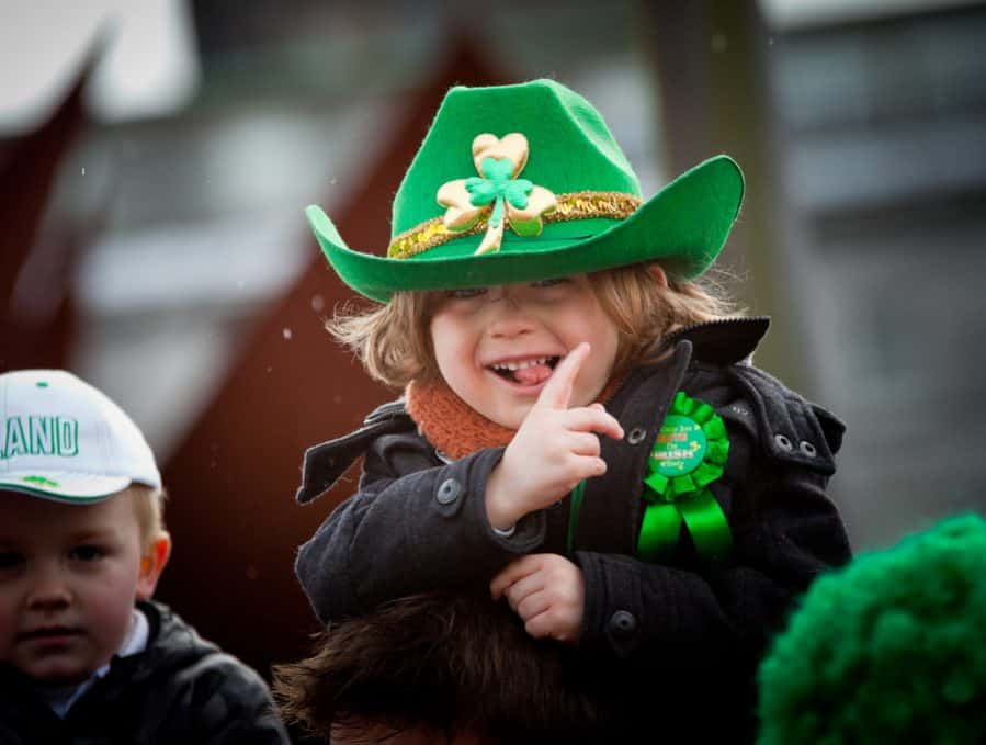 Great Ways To Celebrate St. Patrick's Day With Kids