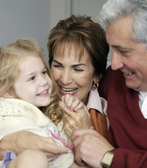 How to Handle Kid-Hogging Grandparents