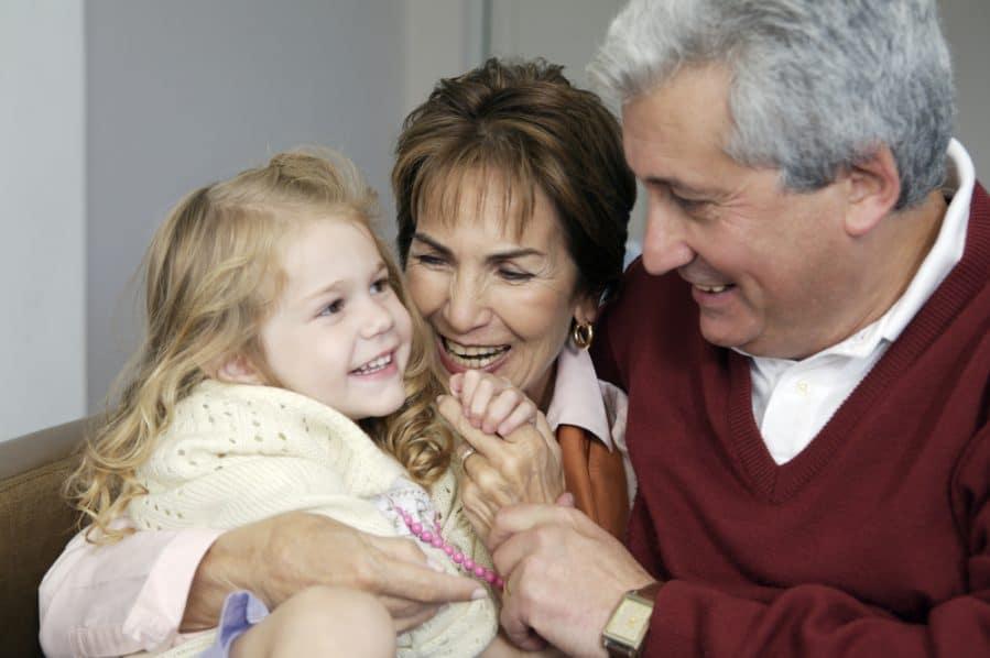 How to Handle Kid-Hogging Grandparents