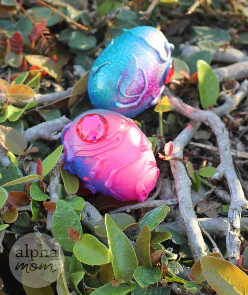 Dragon Eggs for an Easter Egg Hunt! by Brenda Ponnay for Alphamom.com