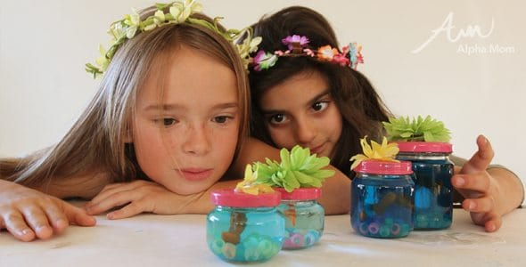 "Happy Norooz ""Fish"" Bowls Craft by Brenda Ponnay for Alphamom.com"